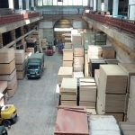 xưởng gỗ Tân Đại An