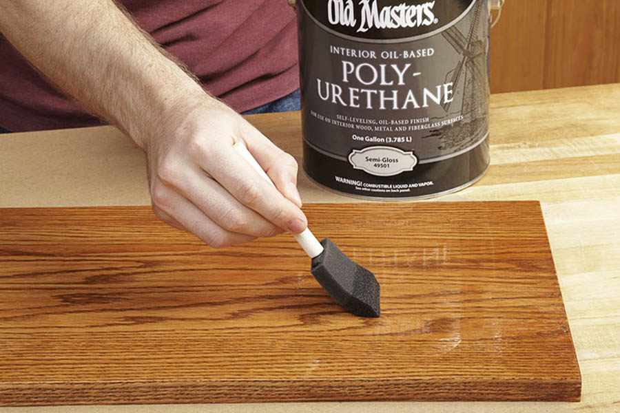Sơn PU là gì? Hướng dẫn cách pha và kỹ thuật sơn gỗ PU • Tân Đại An